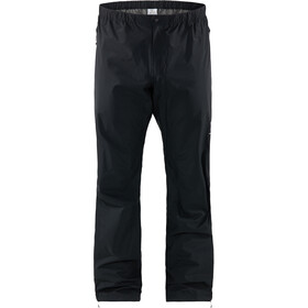 Haglöfs L.I.M Pantalon Homme, true black long
